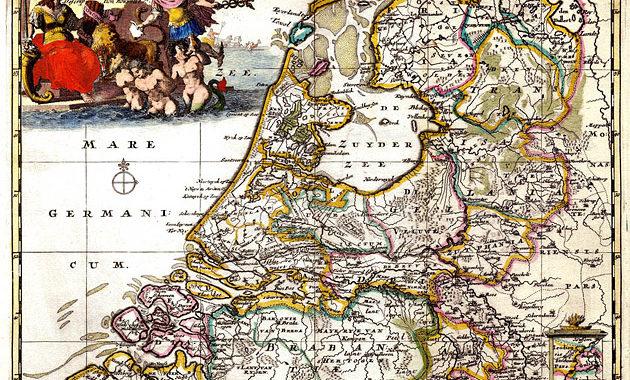 Nederland rond 1600